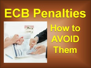 QUEENS ILLEGAL CONVERSIONS - ECB PENALTIES HOW TO AVOID THEM